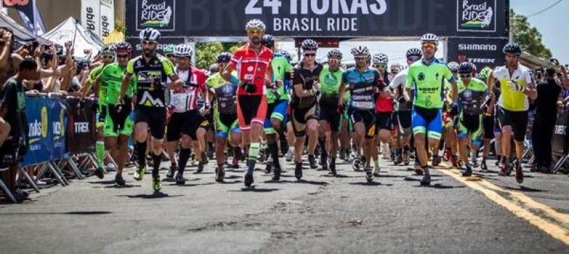 24h de Mountain bike e trail run abrem temporada Brasil Ride de 2018
