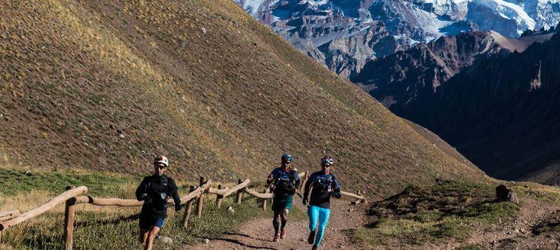 Trail Run – Rumo ao El Origen Aconcágua pela última vez