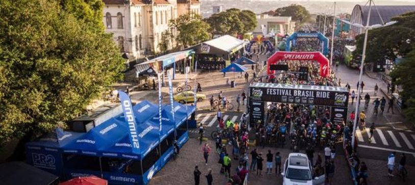 Festival Brasil Ride de MTB acontece neste fim de semana