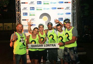 QuasarLontra conquista podium no Rockyman