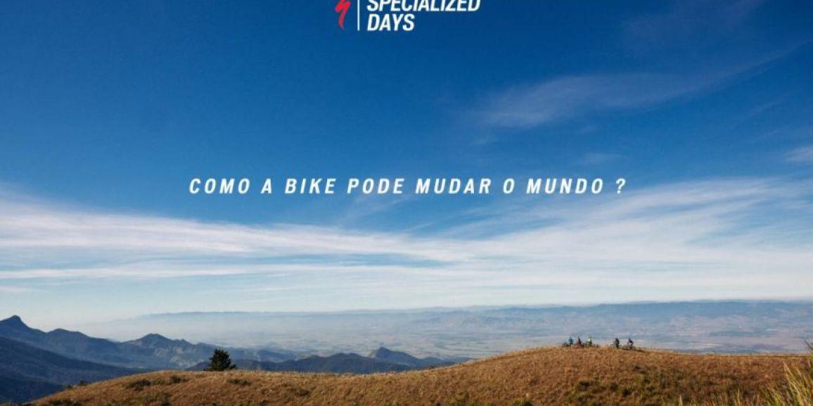 Specialized promove evento dos sonhos dos amantes do pedal