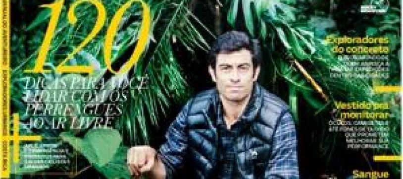Rafael Campos é o colaborador especial da Go Outside deste mês.