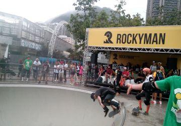 Neste fim de semana tem Rockyman no RJ