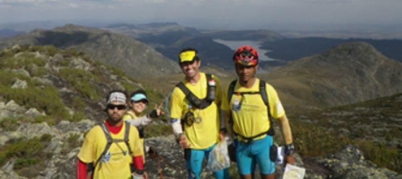 Equipe vence expedição na Serra do Espinhaço