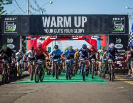 Festival Brasil Ride marca retomada das provas