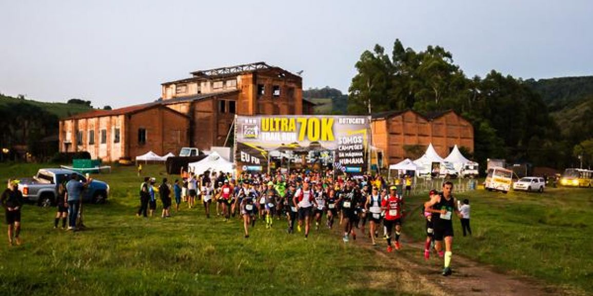 Ultra 70k Brasil Ride fecha o calendário nacional de trail run com quebra de recorde