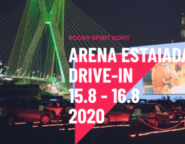 "Festival Rocky Spirit 2020 será ""drive in"""