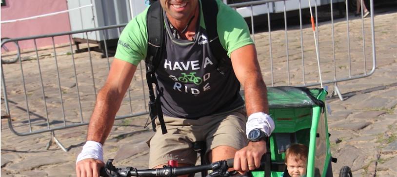 Brasil Cycle Fair faz ação de bike no Parque Villa Lobos