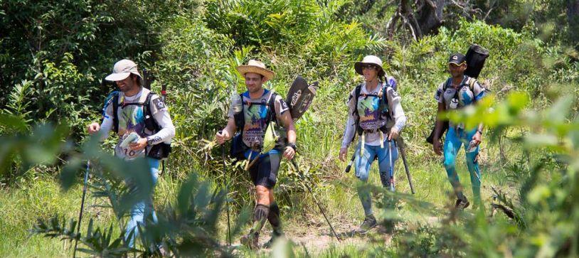 Palestra sobre Mundial de  Corrida de Aventura no Pantanal