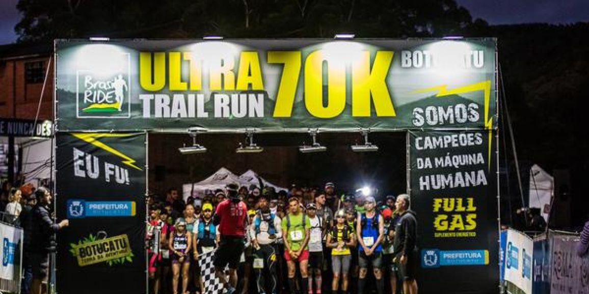 Ultra70k Brasil Ride tem várias distâncias para se desafiar