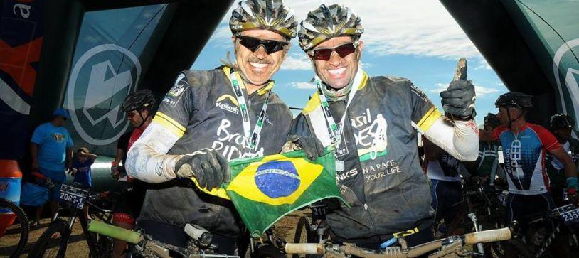 Dupla brasileira participará de ultra-maratona de moutain bike na África do Sul