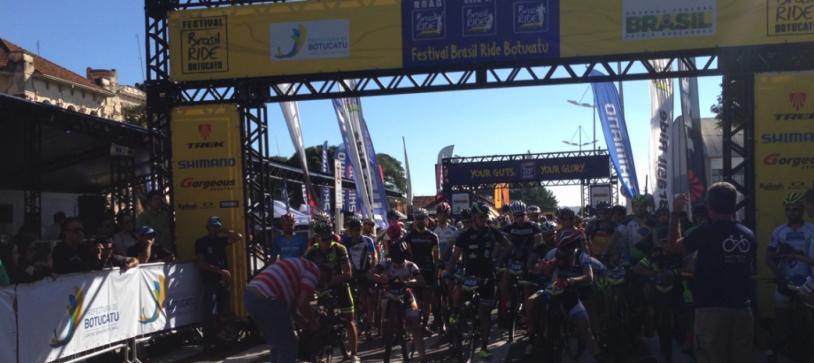 Festival Brasil Ride de Botucatu reúne melhores atletas do país