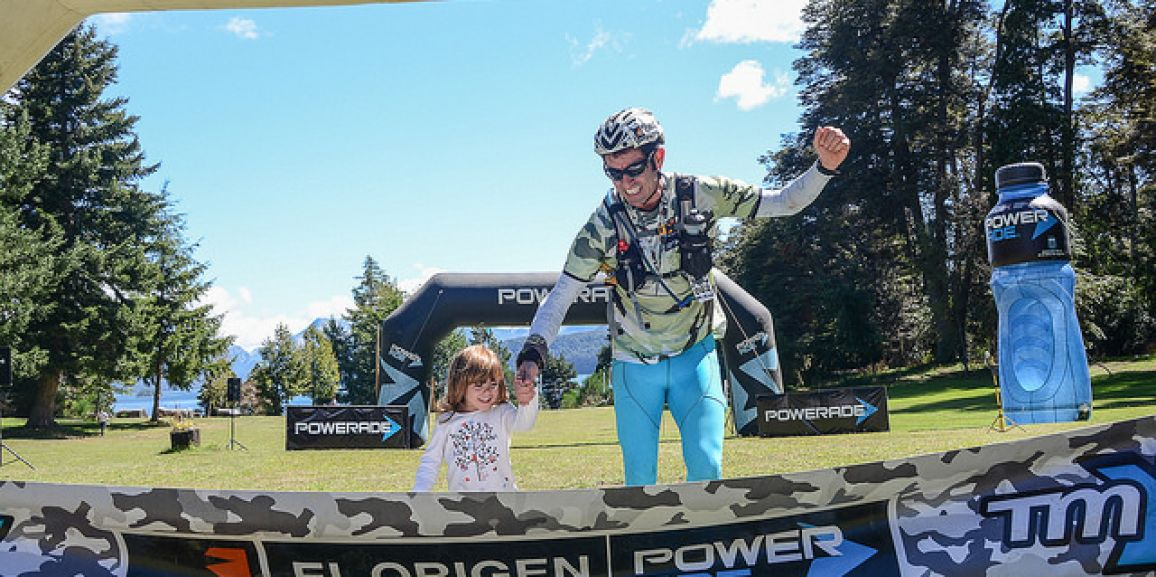 Conquista de podium na Patagônia Argentina