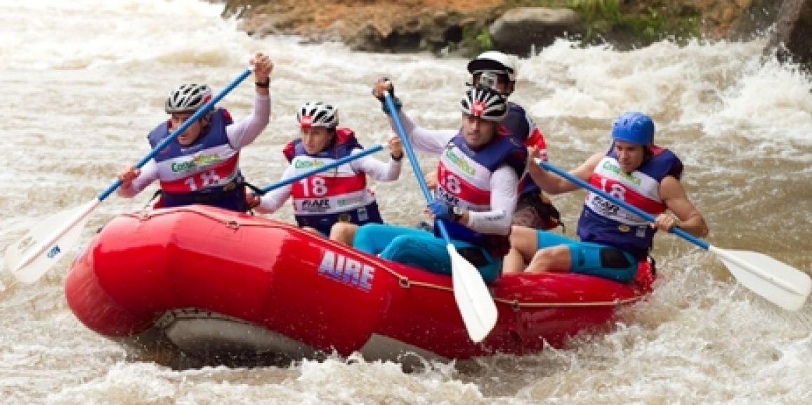 Mundial de corrida de aventura na Costa Rica.
